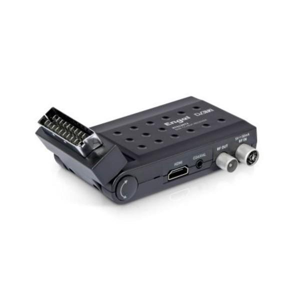 Engel rt6130t2 sintonizador tdt  articulable / grabador