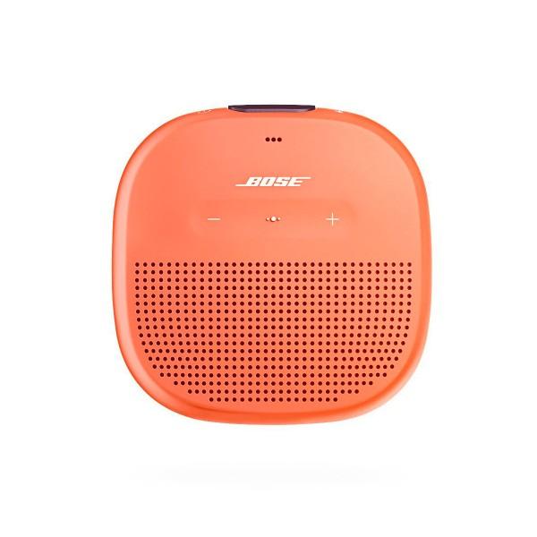 Bose soundlink micro naranja altavoz inalámbrico bluetooth sonido de alta calidad