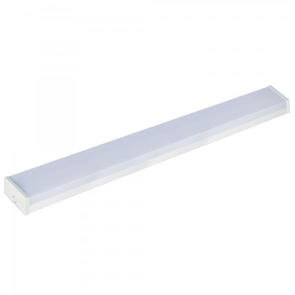 Pantalla led rectangular 48w.120cm.neut